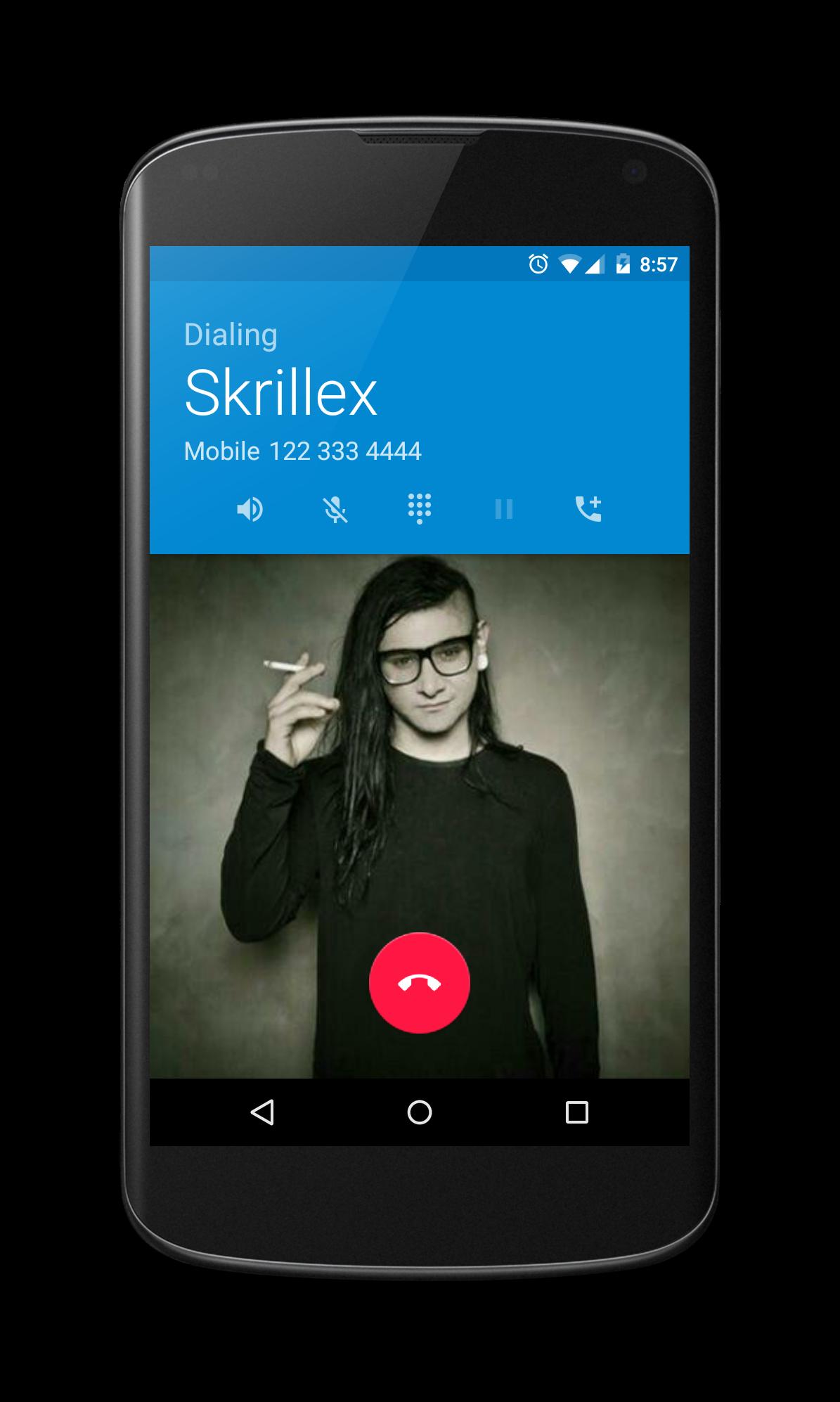 Calling Screen