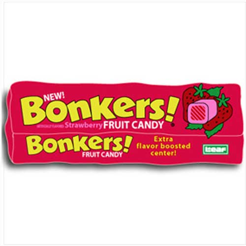 BOnkers Fruit Candy