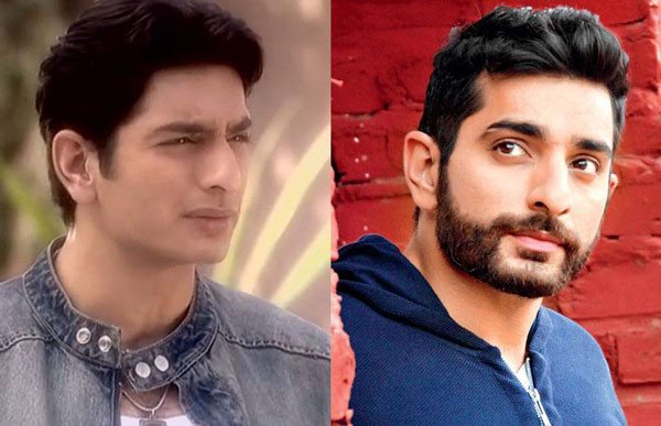 Remix Cast: Then and Now (Arjun Khanna - Siddhant Karnick)
