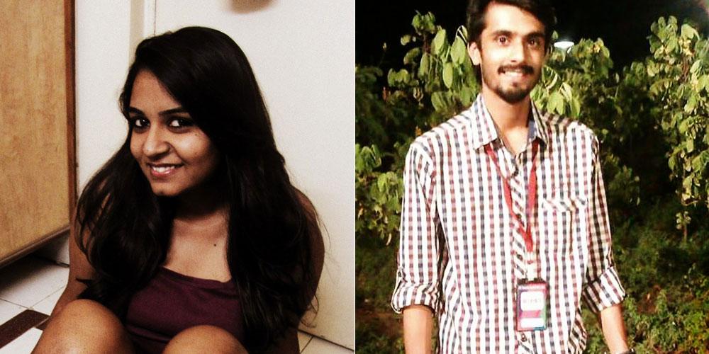 Riddhi Gehlot and Raghav Periwal - NIEM Student