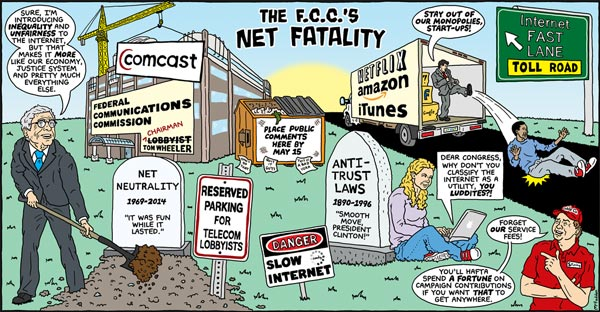 Net Neutrality posters