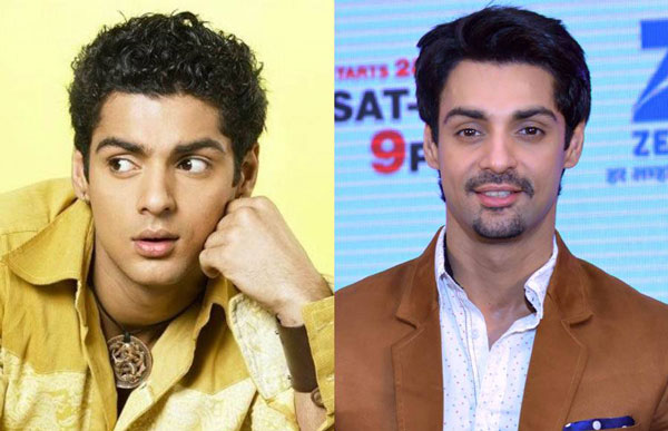 Remix Cast: Then and Now (Ranveer Sisodia -Karan Wahi)