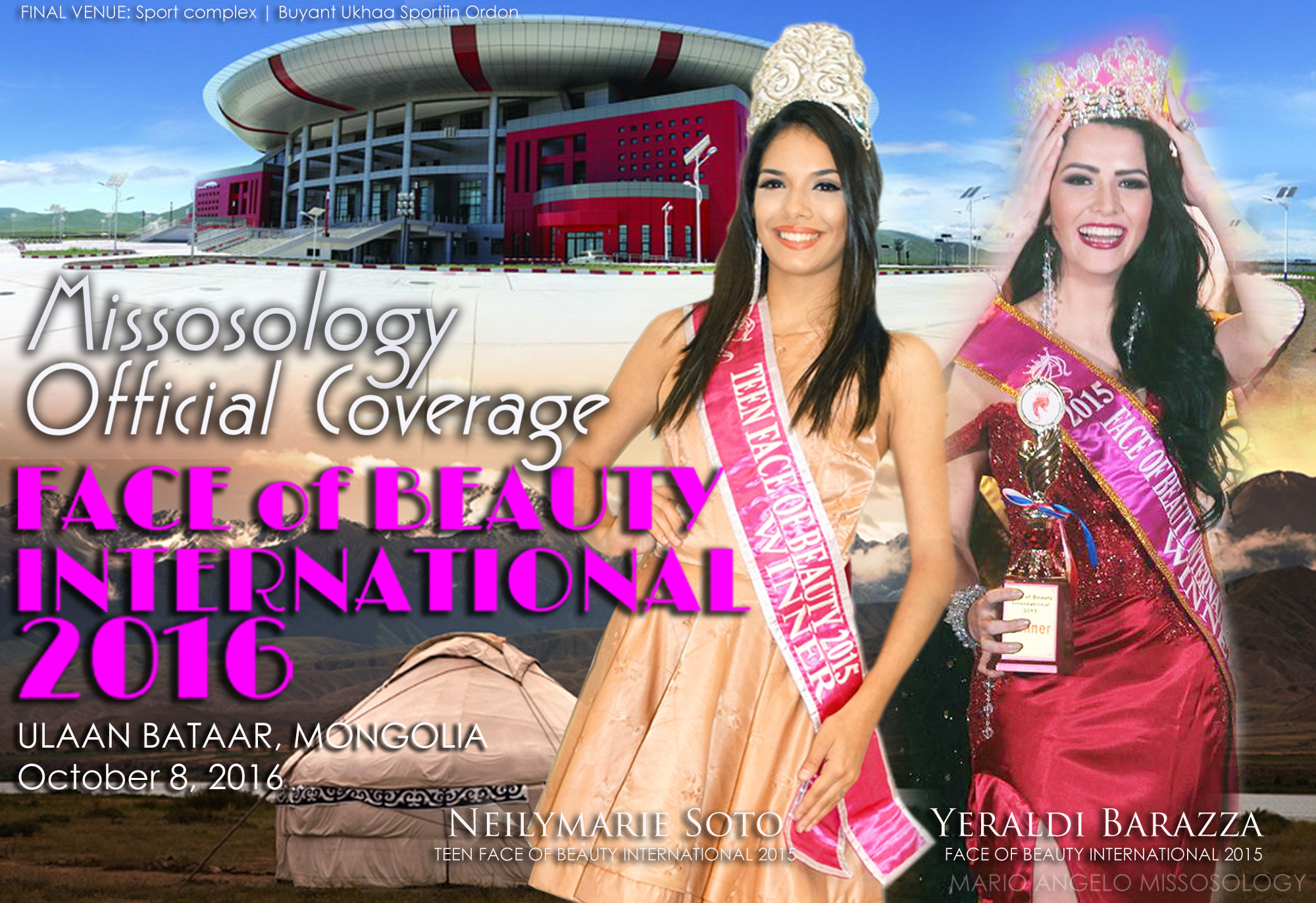 Face of Beauty International 2016