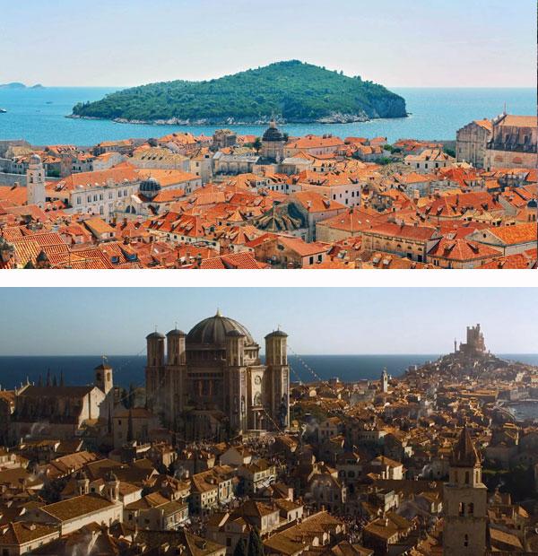 GOT - King's Landing (Dubrovnik)