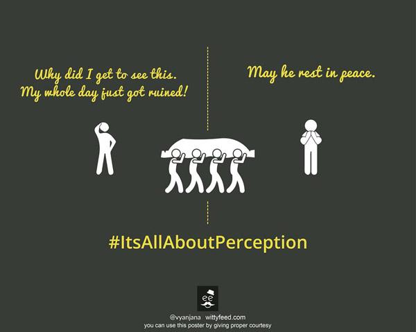 Perception about Dead body