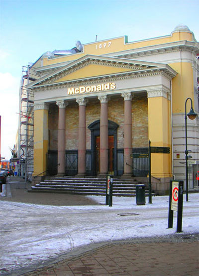 McDonalds outlook in Norway