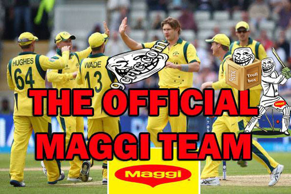 Maggie Trolls what Chennai Super kings actually are