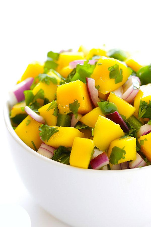 Mango Salsa - Salsa Recipe