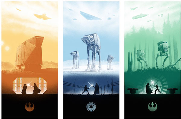 Star Wars Artworks