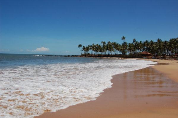 Beautiful Beaches at Kovalam Beach, Kerala
