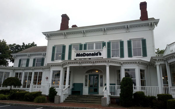 New Hyde Park, New York, McDonalds