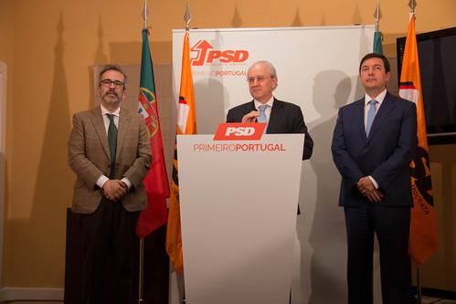 Rui Rio apresenta o documento Reforma da União Económica e Monetária (UEM)