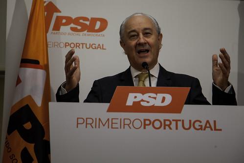 Rui Rio sobre demissão do Ministro da Defesa