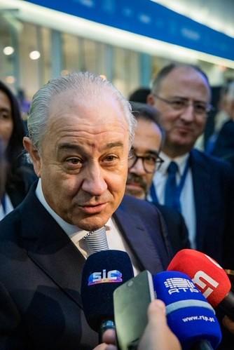 Rui Rio no Congresso do EPP