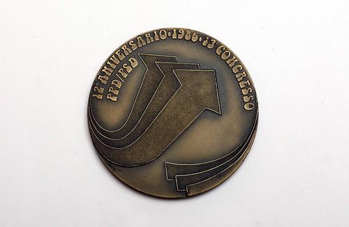 Memórias - Medalhas