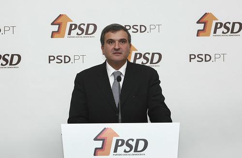 Conselho Nacional do PSD em Santarém
