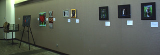GO Art Show 2012 South Wall
