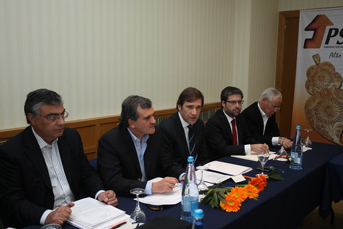 Reunião com Distritais em Viana do Castelo
