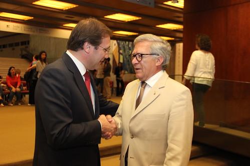 Pedro Passos Coelho na Entrega dos Prémios AMI