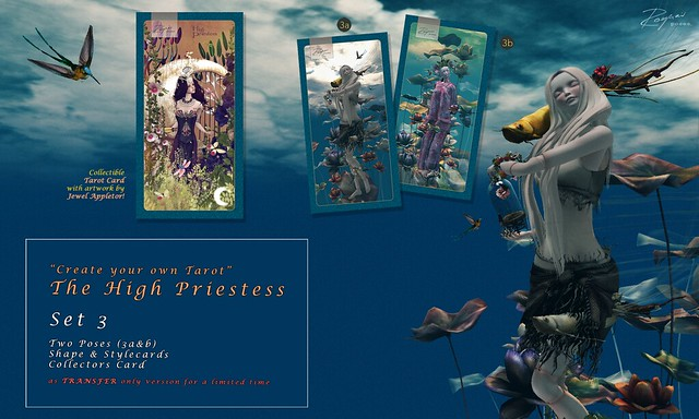 CyoT PRIESTESS (Set3)