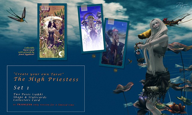 CyoT PRIESTESS (Set1)