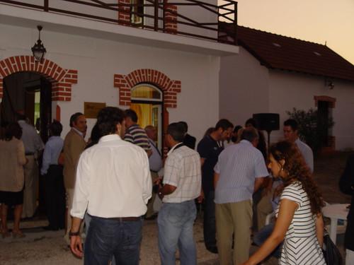 Inauguração sede Arruda dos Vinhos