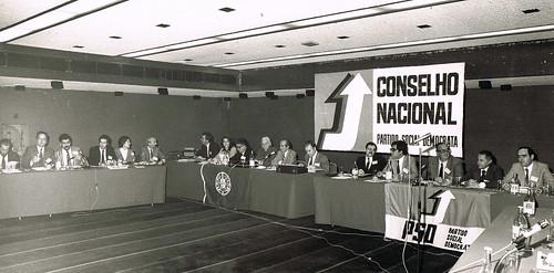 Conselhos Nacionais - Ano de 1982