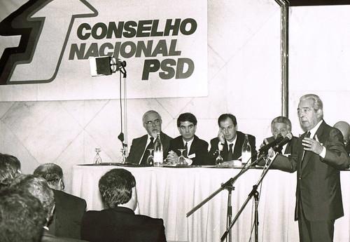 Conselhos Nacionais - Ano de 1990