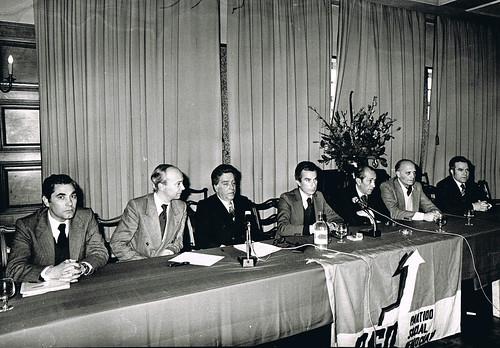 Conselhos Nacionais - Ano de 1979