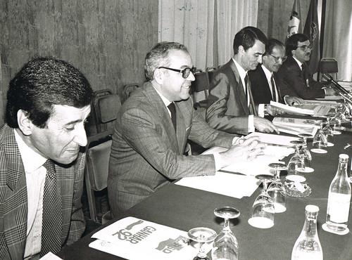 Conselhos Nacionais - Ano de 1989