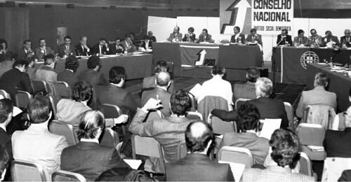 Conselhos Nacionais - Ano de 1986