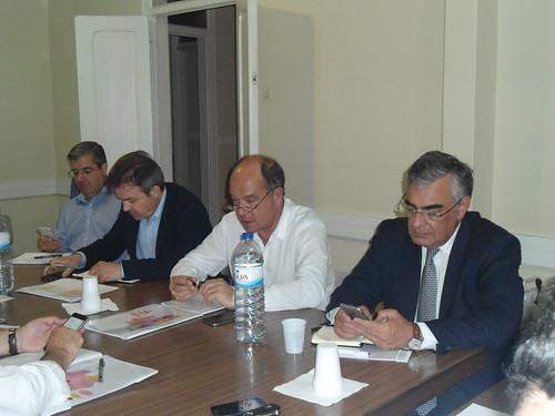 Reunião Comissão Coordenadora Autárquica Nacional com CPD Lisboa Área Oeste