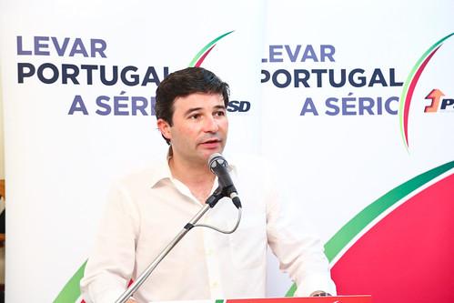 José Matos Rosa em Oliveira do Hospital