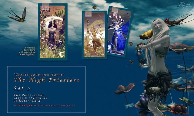 CyoT PRIESTESS (Set2)