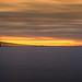 Sunset at Öresundsbron by Olof Virdhall