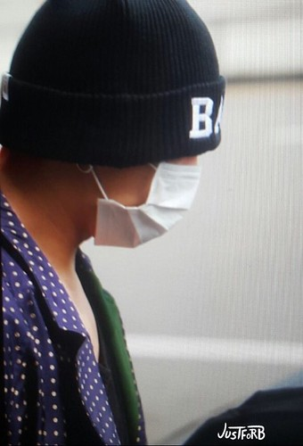 G-Dragon Arrival Seoul from Paris 2015-07-09 036