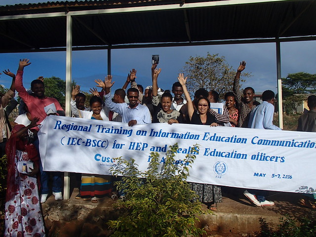 48  Some of the participants of the workshop and I