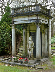 Grave of Ethel Preston, Lawnswood Cemetery, Leeds by Tim Green aka atoach