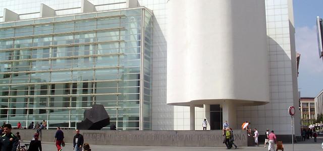 Museu de Arte Contemporânea de Barcelona - MACBA