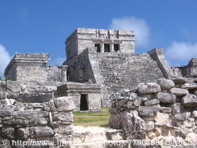 Tulum Pyramids Flickr Photo Sharing