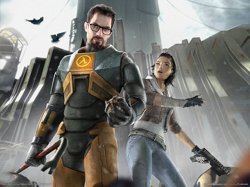 Half-Life 3 Rumors and Hints Brewing