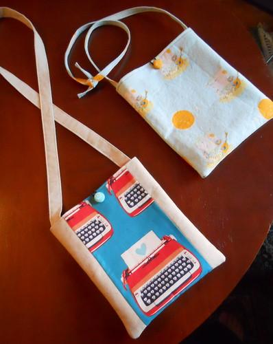 2 little bags