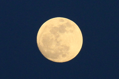 Supermoon PM6:40