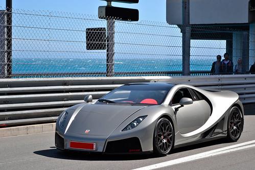 [フリー画像素材] 乗り物・交通, 自動車, GTA モーター, GTA スパーノ ID:201205120000