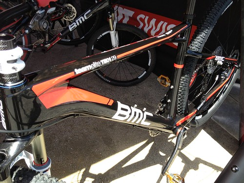 BMC carbon 29er