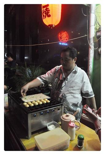 sang penjual, Melawai Jakarta