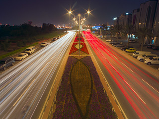 Medium Urban Arteries II | by Doha Sam
