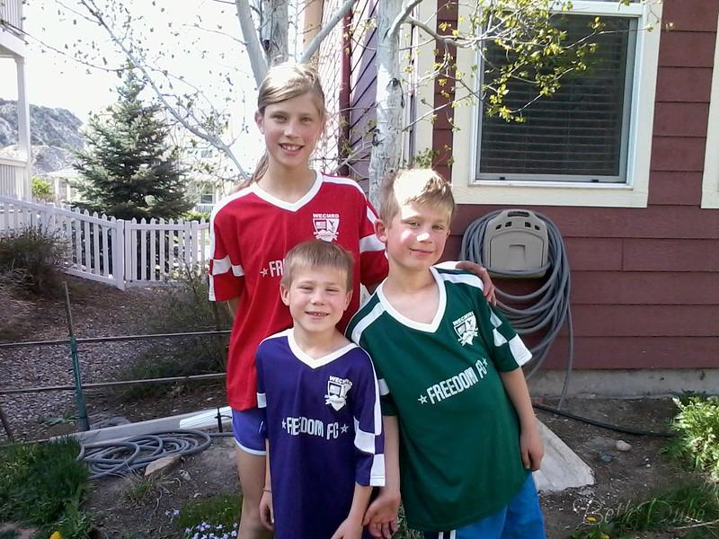 soccer kids wm