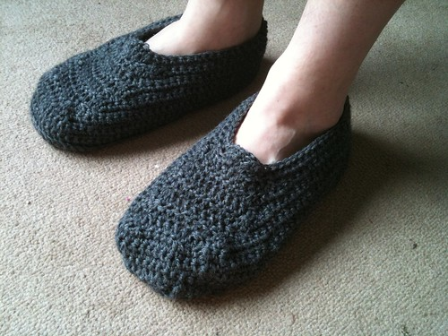 hubby slippers