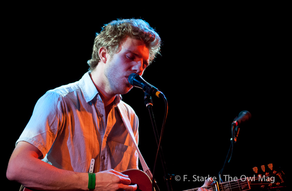 Andrew Belle @ The Troubadour, LA 5/1/12